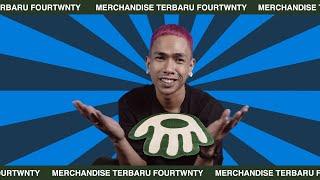 Merchandise Terbaru Fourtwnty