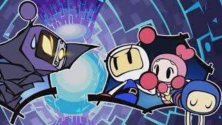 Super Bomberman R All Cutscenes (Game Movie)