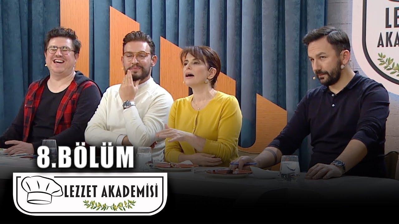 Lezzet Akademisi - 8.Bölüm (Tek Parça Full HD)