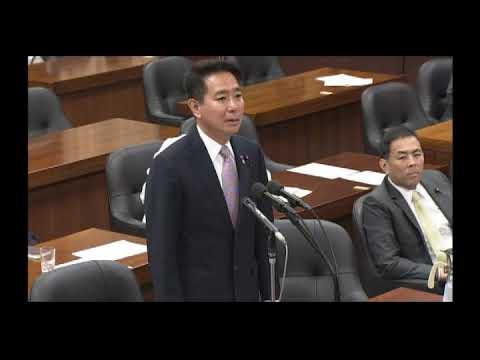 前原誠司】2018年12月03日 沖縄及び北方問題に関する特別委員会 - YouTube