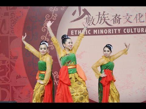 Ethnic Minority Cultural Fair - Genjring Party By Golpindo KJRI HK