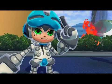 Mighty No. 9 Trailer: 'Bring it' [UK]