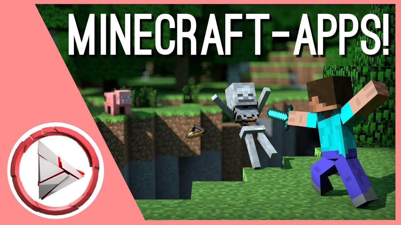 Die Besten MINECRAFTAPPS IPhone Android YouTube - Minecraft ahnliche spiele iphone