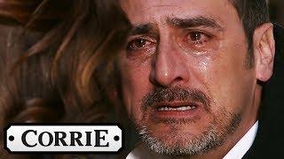 Coronation Street - Peter Breaks Up With Toyah