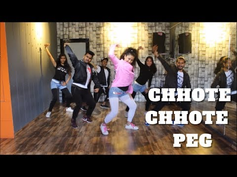 Chhote Choote Peg , Yo Yo Honey Singh , Neha Kakkar , Dance , Choreography By THE DANCE MAFIA