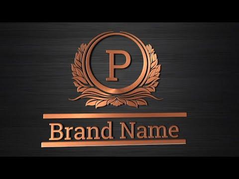 Brand Name Logo Design On Android Phone || Professional Logo Design Pixellab Tutorial SudhirEditing🔥