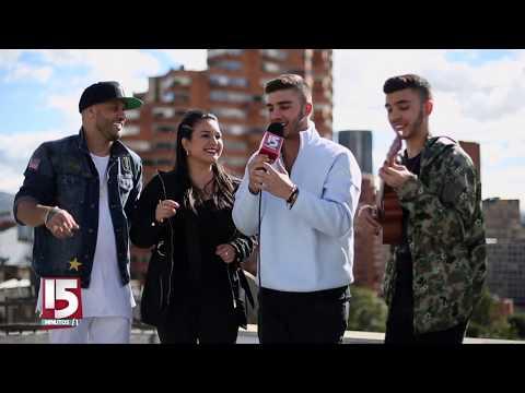 Entrevista a Valentino y Manuel Turizo 2017
