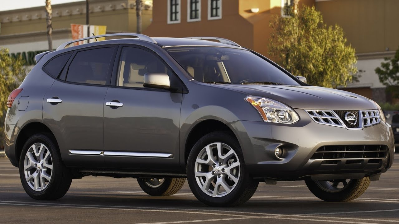 Nissan rogue 2011 youtube nissan rogue 2011 vanachro Gallery