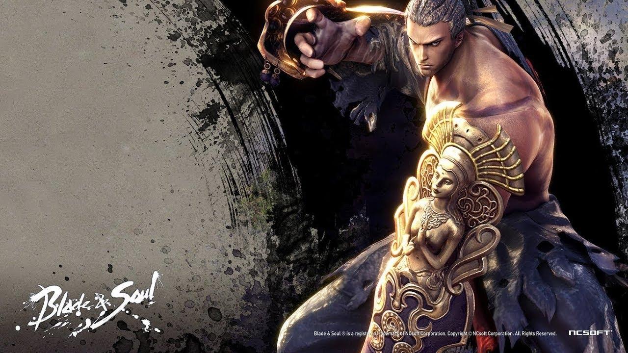 Blade \u0026 Soul - Tuyệt Kỹ Hệ phái: Võ Sư