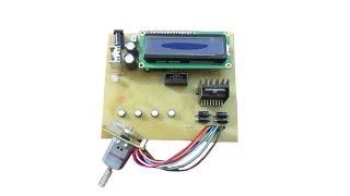 Mạch đo tốc độ động cơ Encoder