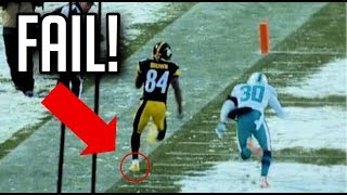 NFL Failed Miracles || HD