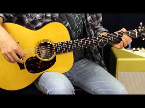 Diamonds - Rihanna - Acoustic Guitar Lesson - Beginner Song - Chords