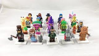Recenzja - Kolekcjonerskie Minifigurki The Lego Movie 2