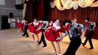Звёздная  капель 2015. Танец Кантри. Хореографический коллектив 5 класса