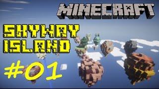Skyway Island 2 - Minecraft Maps