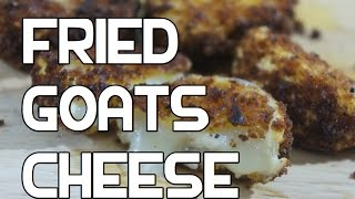 Fried Goats Cheese Recipe - Simple N Easy
