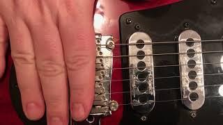 Broken Brian May Guitar Pt2  -  A Look at All Three BMG