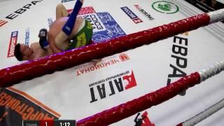 Кубок России по ММА 2015: Нуцалхан Умаханов - Рамазан Гамзатов