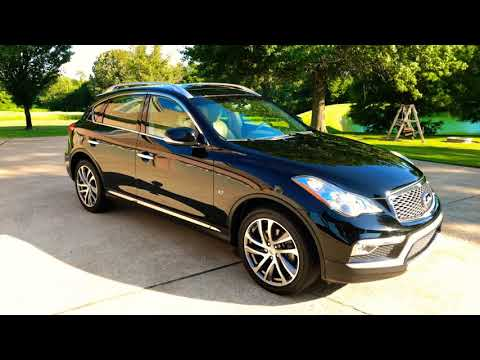 WEST TN 2017 QX50 INFINITY AWD TECHNOLOGY PREMIUM DELUXE SUV FOR SALE INFO WWW.SUNSETMOTORS.COM