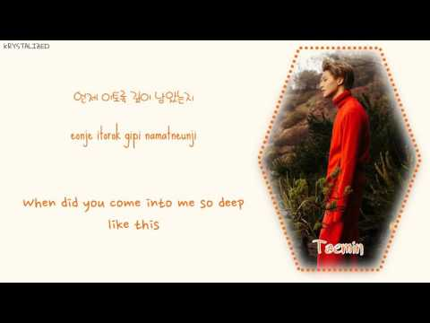 TAEMIN - Press Your Number [HAN|ROM|ENG Lyrics]