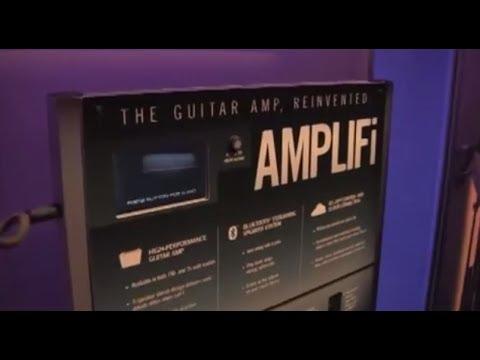 LINE 6 - AMPLIFI - NAMM 2014