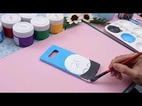 Vẽ 1 chiếc ốp điện thoại cực xinh