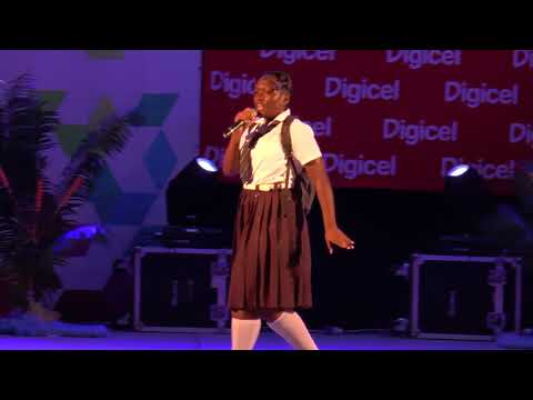 Breanna Joseph Talent at Carnival Queen Show 2017