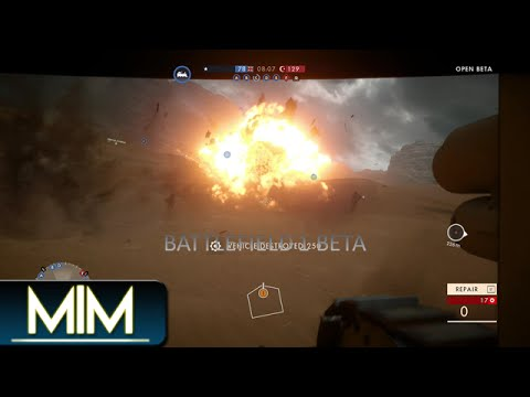 Battlefield 1 Beta   Light Tanker highlights crazy battles P