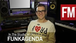 Funkagenda In The Studio With Future Music