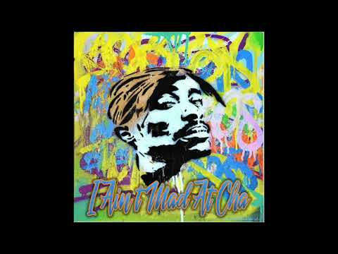 2 Pac I Ain't Mad At Cha remake instrumental