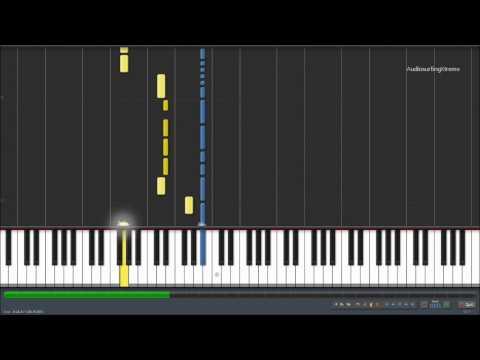FAR EAST MOVEMENT - LIKE A G6 Piano Version HQ/HD (Short)