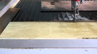 Гидроабразивная резка керамогранита и кафельной плитки(, 2014-07-26T12:34:23.000Z)