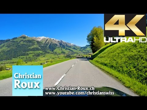 1X UHD - Switzerland 299 (Camera on board): Pays d'Enhaut-Gruyère (Hero4)
