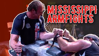 MISSISSIPPI ARMFIGHTS SUPERMATCH SHOWDOWN [ ARMWRESTLING ]