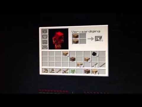 Hoe maak je een schep op minecraft youtube - Hoe maak je een woonkamer ...