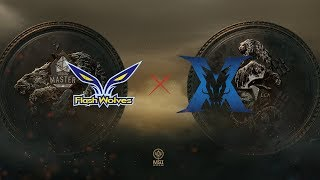 FW vs. KZ | Group Stage Day 5 | Mid-Season Invitational | Flash Wolves vs. KING-ZONE DragonX (2018)
