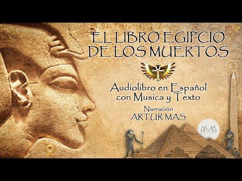 """el-libro-egipcio-de-los-muertos-(audiolibro-completo-en-español-con-música-y-texto)-""""voz-humana"""""""