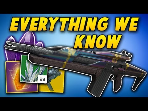 Everything We Know About Weapon Slots, Mods, and Gear Changes in Destiny 2! (What to Save or Hoard)