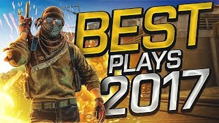 CS:GO - BEST PRO Plays 2017 (Fragmovie)