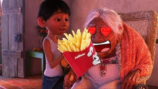 Coco Craziness 9 - Mama Coco loves JOLLY FRIES !
