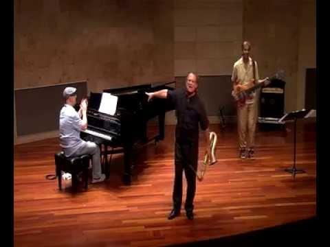 """McCoy""George Brooks,Kai Eckhardt,Osam Ezzeldin. SF Music Day 2014 Mp3"