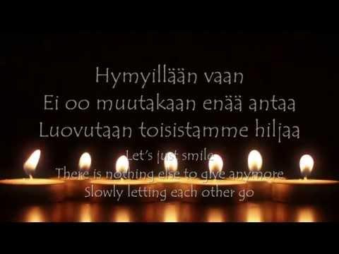 Mä Annan Sut Pois - Sad Finnish Song (COVER)
