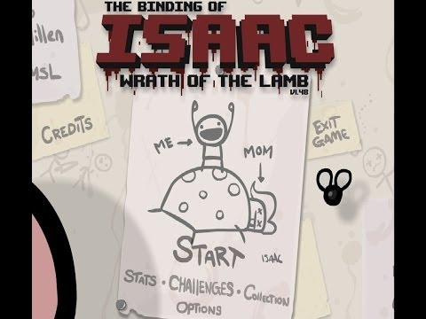 Binding of Issac, The Pinking Shears FTW Ep2
