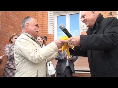 В Чите торжественно открыли новое общежитие ЗабГУ