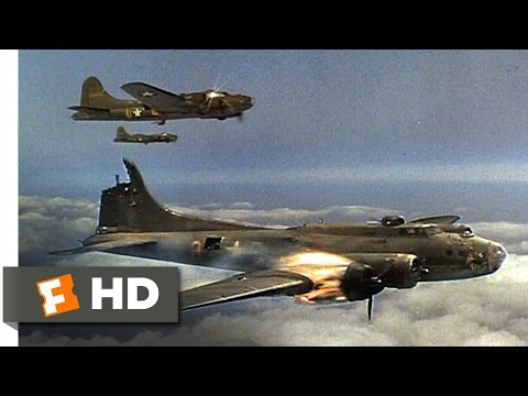 Memphis Belle (9/10) Movie CLIP - Dive (1990) HD