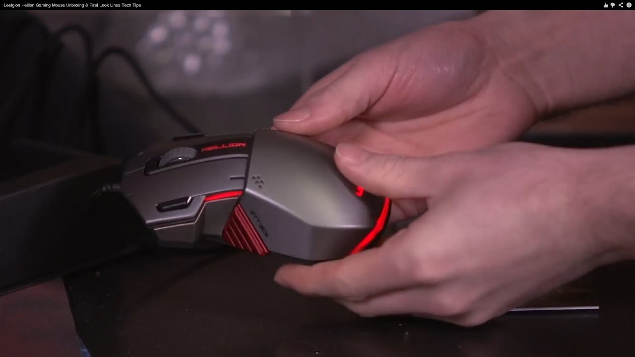 linus gaming mice