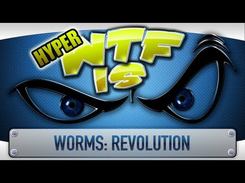 ► WTF Is... - Worms Revolution ? (Beta)...
