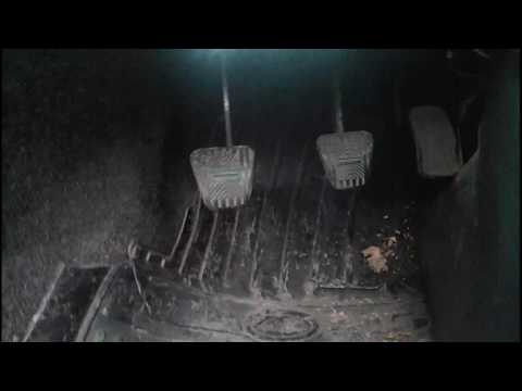 Установка светодиодной подсветки ног от концевиков. (ВАЗ 2115\\2114)