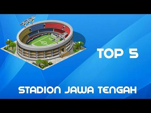 5 stadion terbaik di jawa tengah youtube rh youtube com