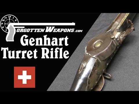 Genhart Horizontal Turret Rifle